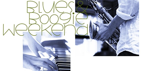Blues & Boogie Weekend Concert billets