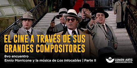 El cine a través de sus grandes compositores | 8vo encuentro entradas