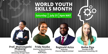 World Youth Skills Month tickets