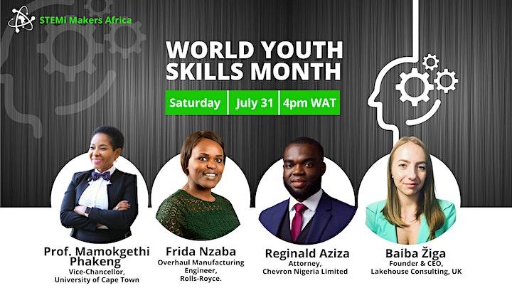 World Youth Skills Month image