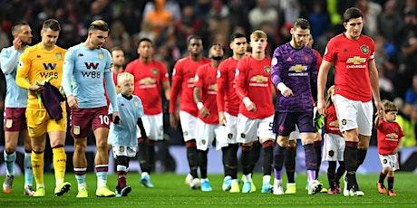 Manchester United v Aston Villa- VIP Tickets tickets