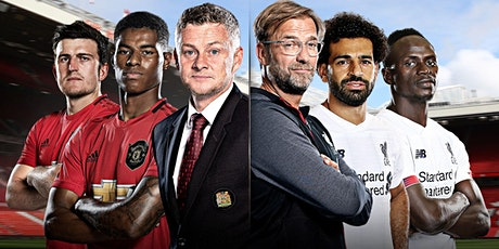 Manchester United v Liverpool - VIP Tickets tickets