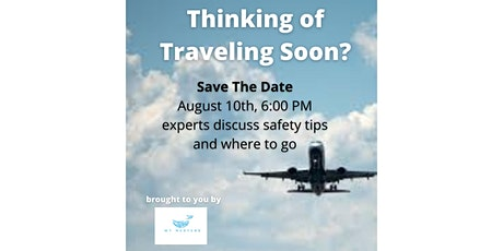 Travel Seminar--Tips and Advice from Experts tickets