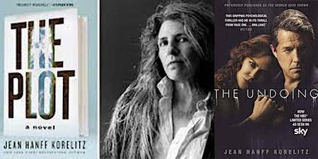 The Plot Book Club with Author  Jean Hanff Korelitz tickets