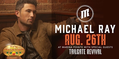 Michael Ray LIVE at Marina Pointe! tickets