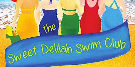 Sweet Delilah Swim Club Reunion Reading a fundraiser for PCT tickets