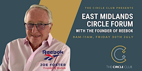 FREE Networking Event with the Founder of Reebok tickets