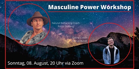 Masculine Power Workshop Tickets