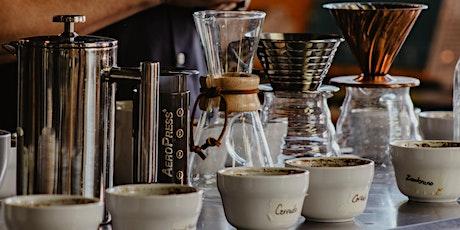 Specialty Coffee Tasting  // brewtiful x Waterkant Tickets