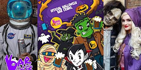 Official Halloween Bar Crawl | Baltimore, MD - Bar Crawl Live tickets