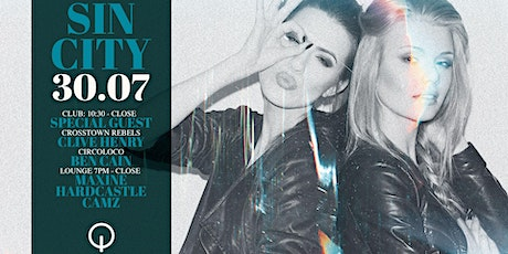 Sin City at Q Shoreditch with special guest DJ from Crosstown Rebels tickets