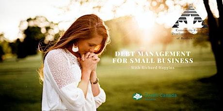 Debt Management for Business tickets