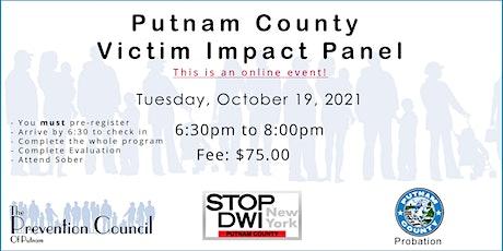 Putnam County Victim Impact Panel tickets