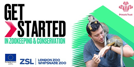 Get Started in Zookeeping & Conservation- East of England tickets