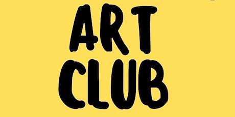 Art Club at Urmston Library! tickets