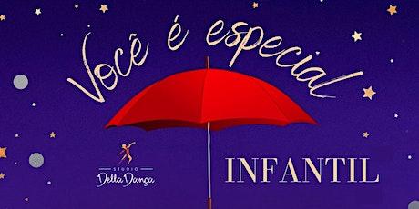 CineMostra Della Dança Infantil: Você é Especial (Sessão 1) ingressos