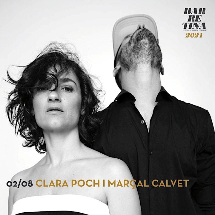 Imagen de Clara Poch i Marçal Calvet  Barretina 2021