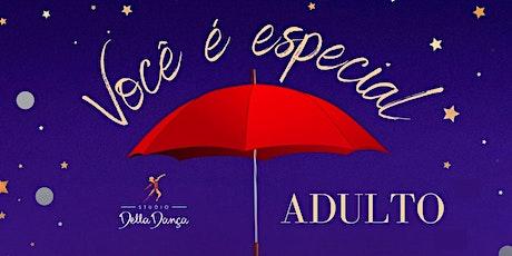 CineMostra Della Dança Adulto: Você é Especial (Sessão 4) ingressos