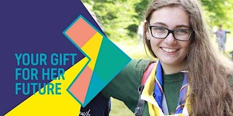 WAGGGS Leadership Webinar - Meet the Leaders of Tomorrow tickets