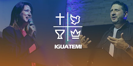 IEQ IGUATEMI - CULTO  DOM - 01/08- 20H ingressos
