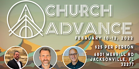 Church Advance Conference tickets