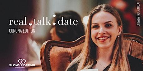 Real Talk Date (27-42 Jahre) Tickets