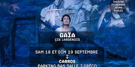 GAIA - Cie L'Ardenois - Festival Jacques a dit biglietti