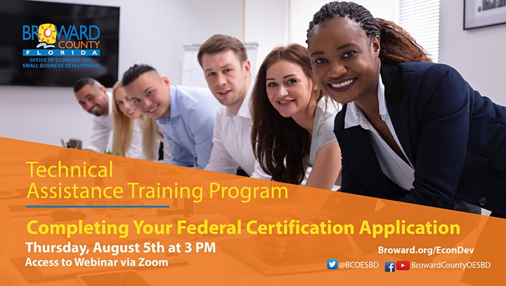 TATP - Completing Your Federal (DBE/ACDBE) Certification Application image