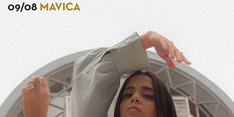 MAVICA Barretina 2021 entradas