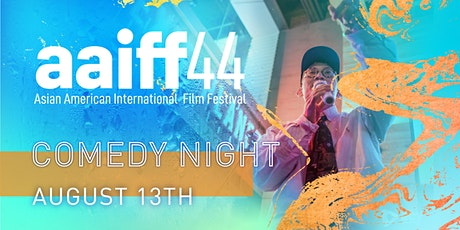 AAIFF 44: Comedy Night Out tickets