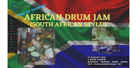 African Drum Jam (South African Style) tickets