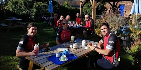 Sunday Club Ride, 57 miles 15 mph pace 'The Farm'  near Snitterfield tickets
