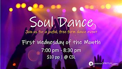 Soul Dance tickets
