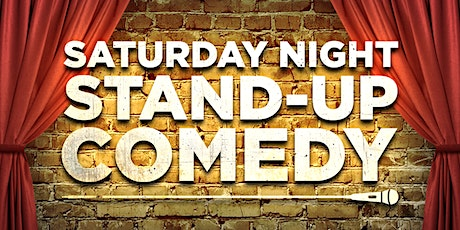 Saturday Night Stand-Up Comedy tickets