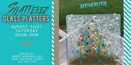 Shattered Glass Platters tickets