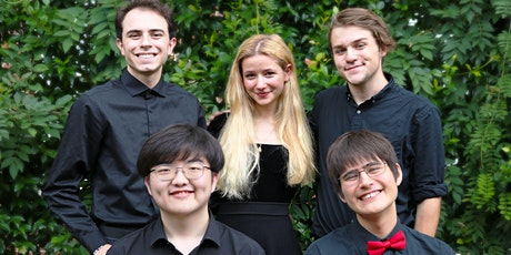Young Artists Orchestra: Concerto Competition Winners - July 29, 2021 tickets