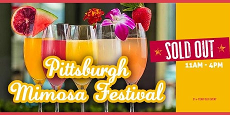 SOLD OUT! - Pittsburgh Mimosa Festival tickets