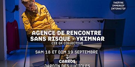 L'AGENCE DE RENCONTRE SANS RISQUE - Cie GK COLLECTIVE - Jacques a dit biglietti