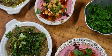 Palestinian Cooking Experience tickets