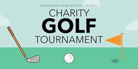 ARBC Charity Golf Tournament tickets