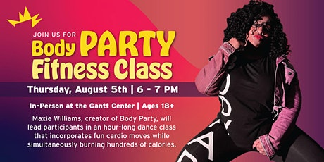 Body Party Fitness Class tickets
