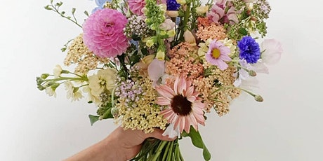 Hand Tied Bouquet Floristry Workshop tickets