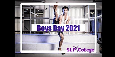 SLP College - Boys Day tickets