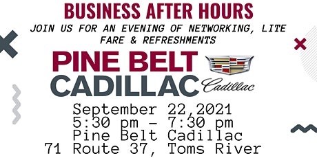 Pine Belt Cadillac Business After Hours tickets