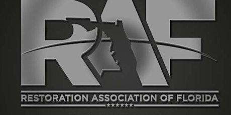 Restoration Association of Florida Education Seminar - Back to AOB Workshop tickets