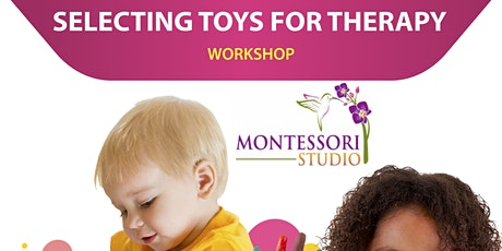 Selecting Toys For Therapy tickets