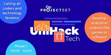 UniHack Tech tickets