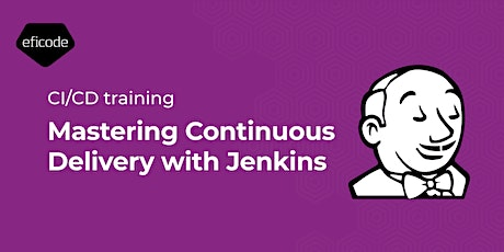 Mastering Continuous Delivery with Jenkins  - 02.09.2021 tickets