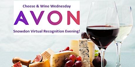 Cheese & Wine Wednesday - Team Snowdon's Recognition Evening tickets