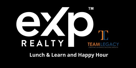 Copy of eXp Lunch & Learn and Realtor Networking Happy Hour tickets